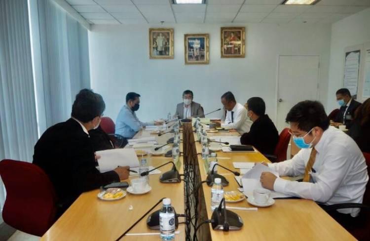 ประชุมคณะอนุกรรมการบริหารโครงการส่งเสริมสร้างความเข้มแข็งของเศรษฐกิจฐานราก เพื่อการพัฒนาอย่างยั่งยืน
