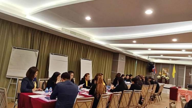 การฝึกอบรมเชิงปฏิบัติการ (รุ่นที่2)การจัดการความรู้ (Knowledge Management : KM)เพื่อพัฒนางานและองค์กร
