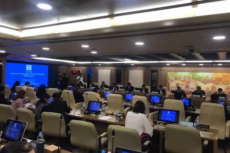การประชุมคณะกรรมการกองทุนหมู่บ้านและชุมชนเมืองแห่งชาติ (กทบ.) ครั้งที่ 2/2562