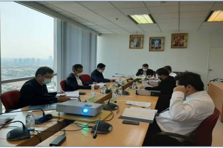 สทบ.ประชุมพิจารณาอนุมัติโครงการเสริมสร้างความเข็มแข็งของเศรษฐกิจฐานราก
